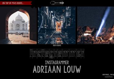 Adriaan Louw Skep/Create Feature