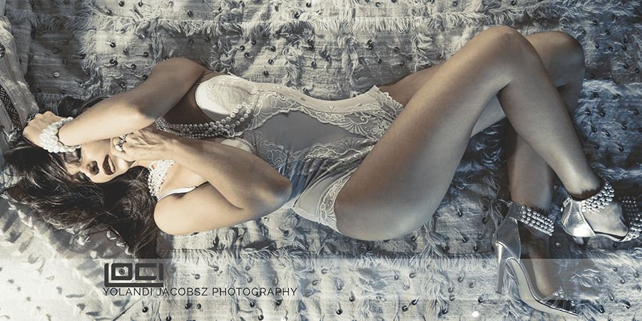 Boudoir photography done beautifully, on location in Pretoria