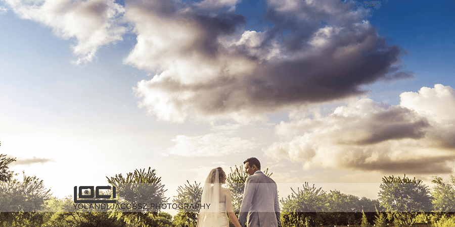 Stunning wedding photography done in Pretoria