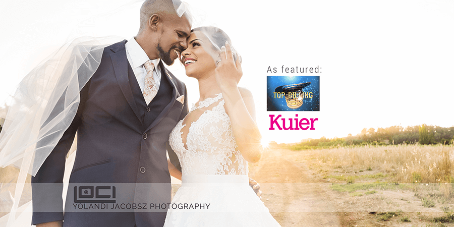 Professional  celebrity wedding photography, Stellenbosch, Loci Photography