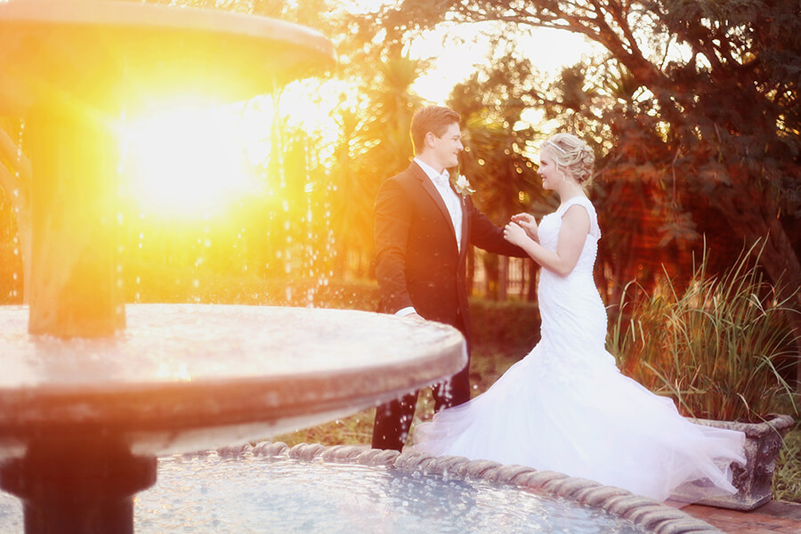Professional Wedding Photography done in Pretoria, Loci Photography