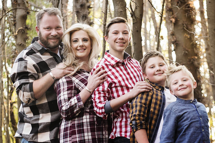 Family Photography in Klerksdorp, Loci Photography