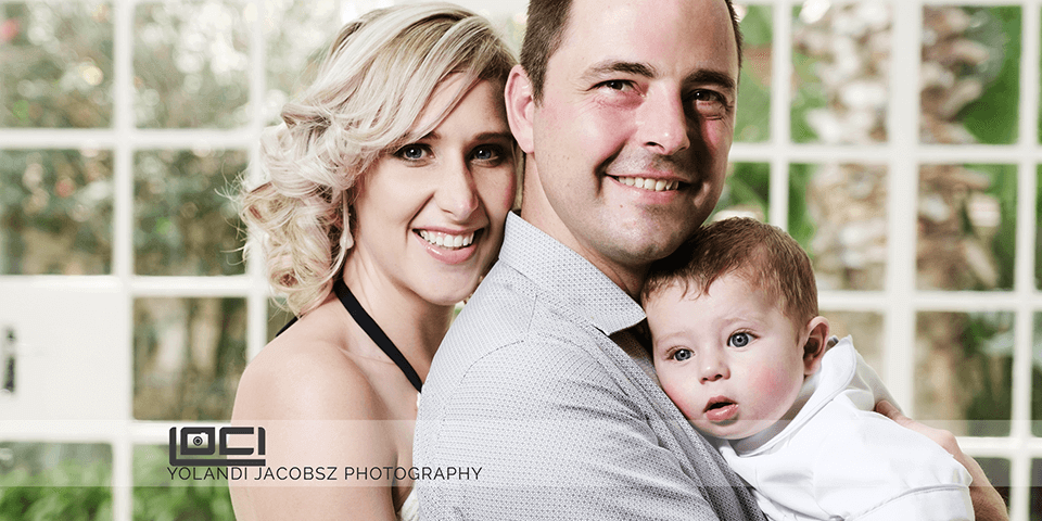 A special family shoot – a farewell, and an amazing gift