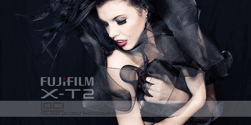 Fujifilm X-T2 – a shoot all in black, Pretoria