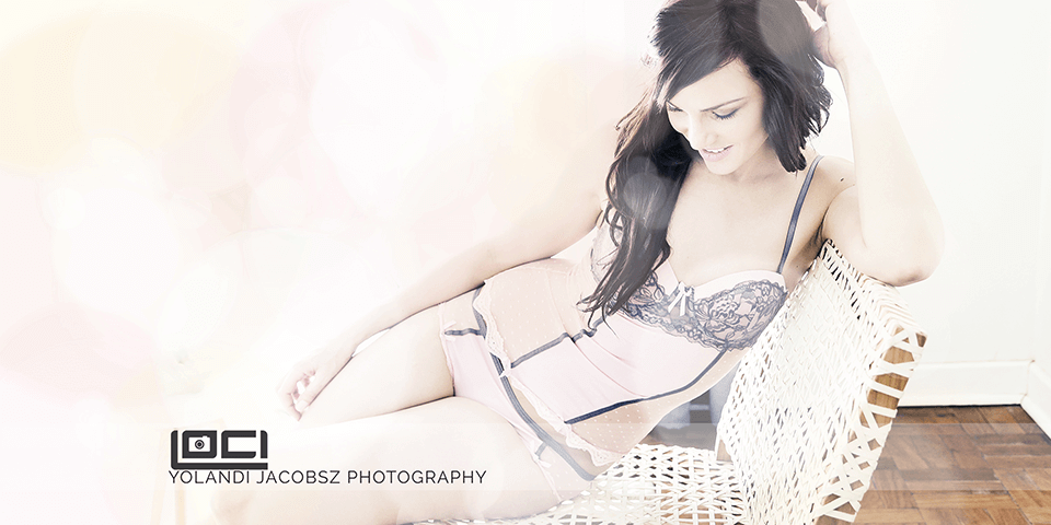 Boudoir photography shoot in Heidelberg