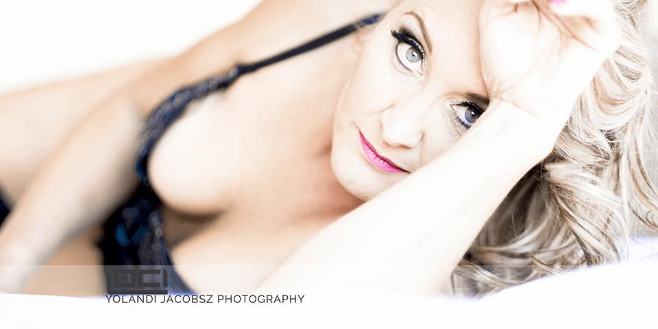 A boudoir gift – Valentine's Day Boudoir