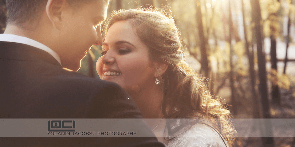 Weddings photographed, stunning products