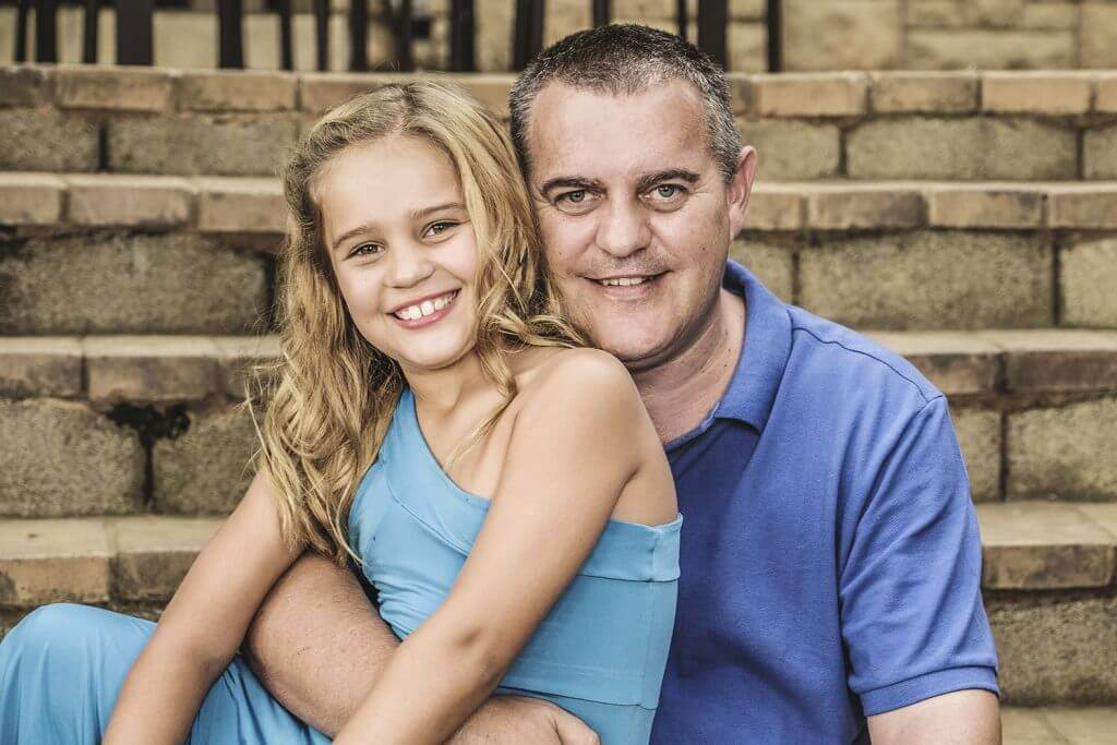 Family photography by Yolandi Jacobsz of Loci Photography done in Hartebeespoort