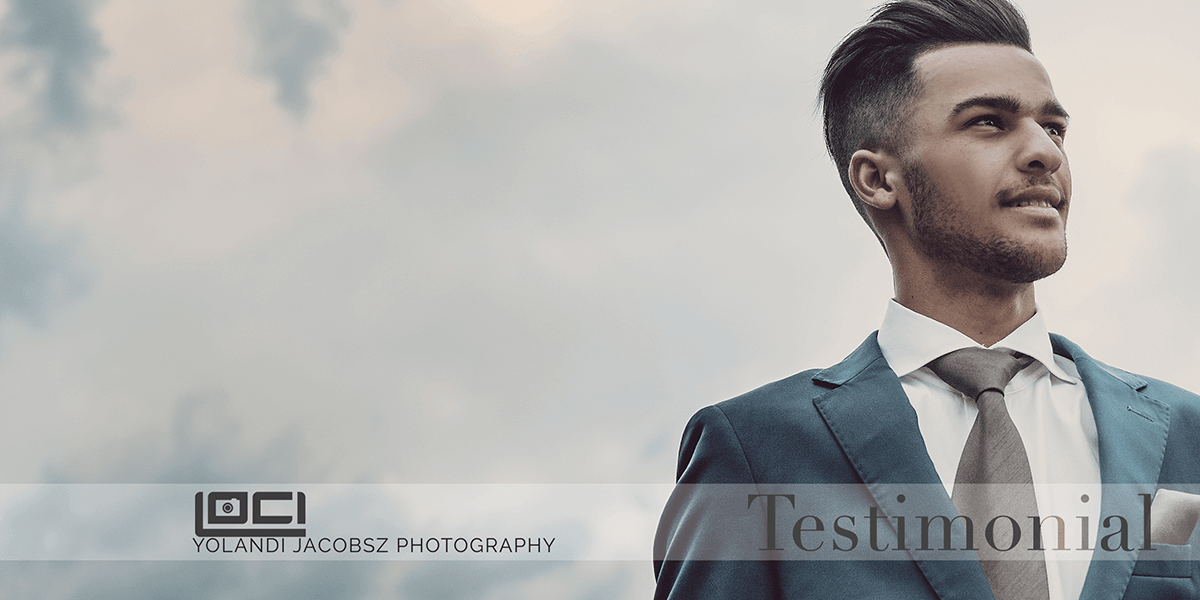 Header image for matric dance photography testimonial shot by Yolandi Jacobsz of Loci Photography