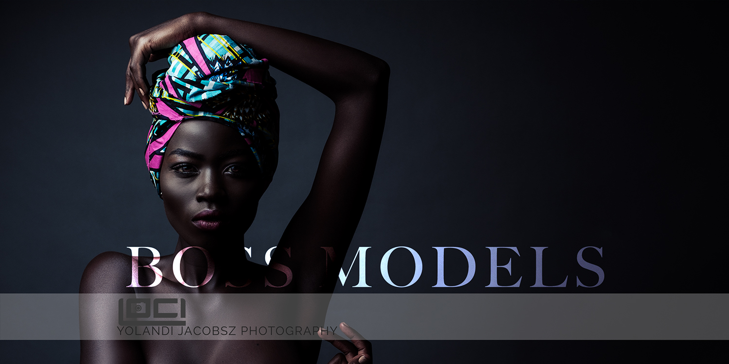 Test shooting with Boss Models Jhb, working with an agency
