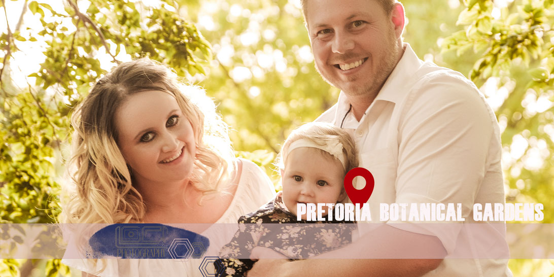 Family photography done outdoors
