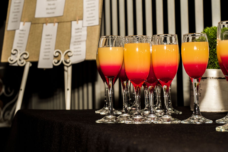 An example of a 21st birthday party event photographed professionally by Loci Photography.