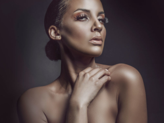 An example of a follow-up shoots for trained models, shot in studio in Pretoria, by Loci Photography