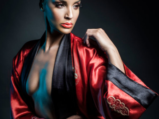 An example of beauty and fashion work, done with Broncolor Lighting, and Tansey Coetzee, by Loci Photography