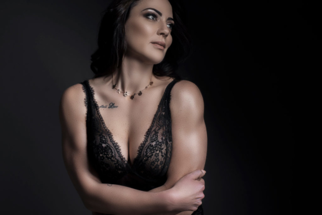 Professional boudoir studio photography by Loci Photography, Pretoria