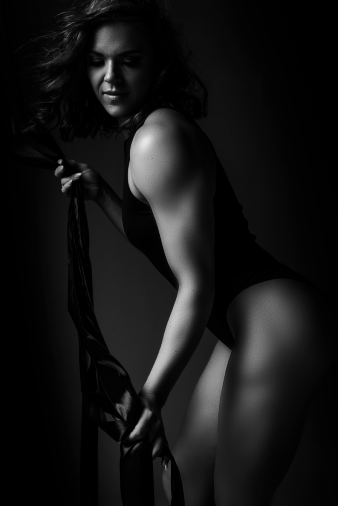 Fitness photography done professionally at the Loci Studio.