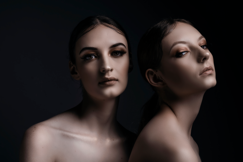 Making portfolio and beauty photography magic in the Loci Photography magic.