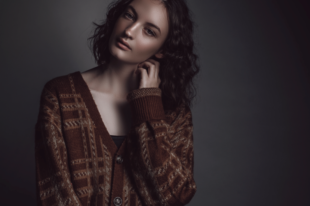 Gorgeous and moody portfolio images done by Loci Photography