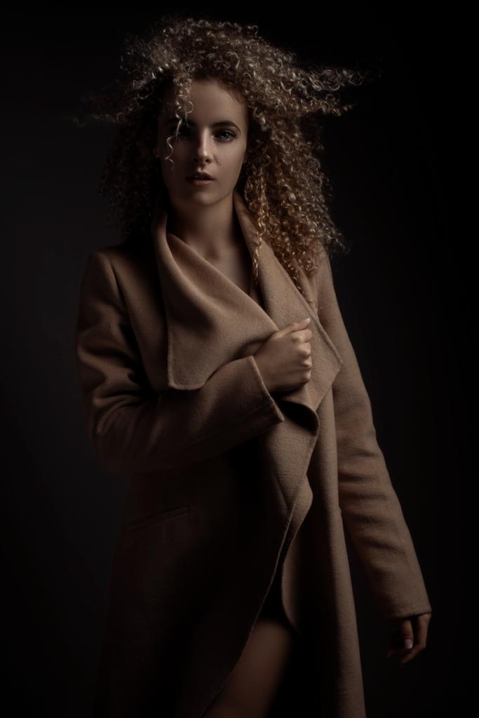 Striking portfolio work done in studio by Loci Photography