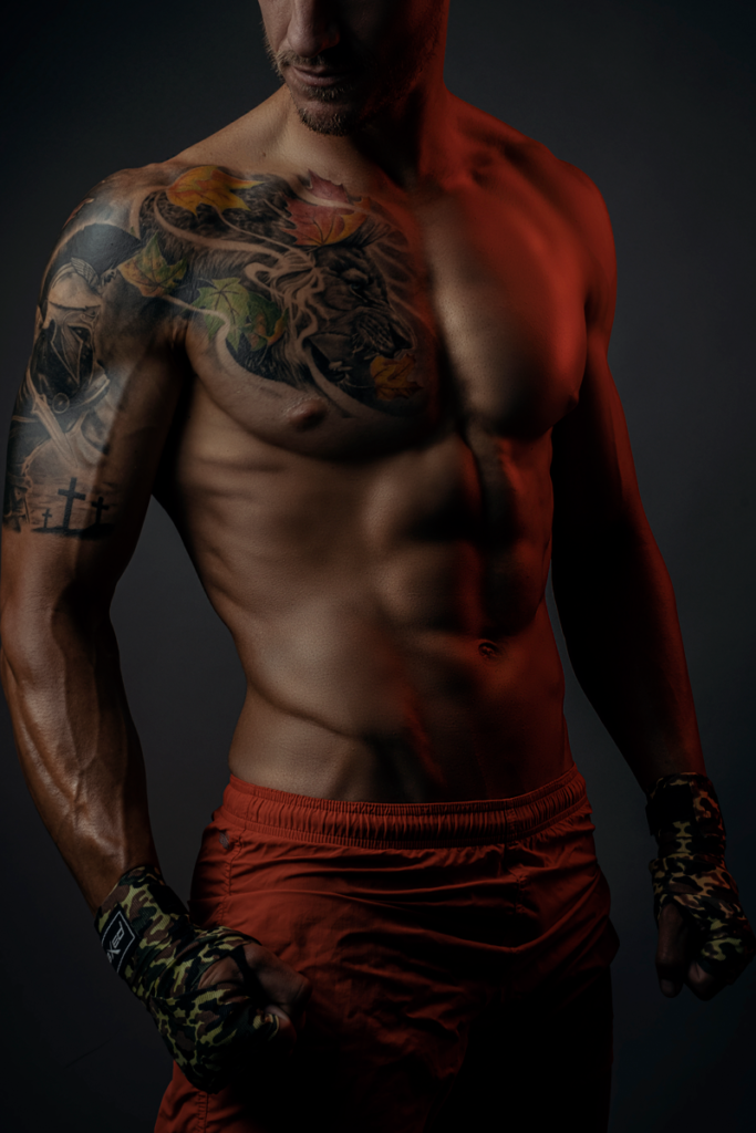Making fitness photography a must-have with Loci Photography.