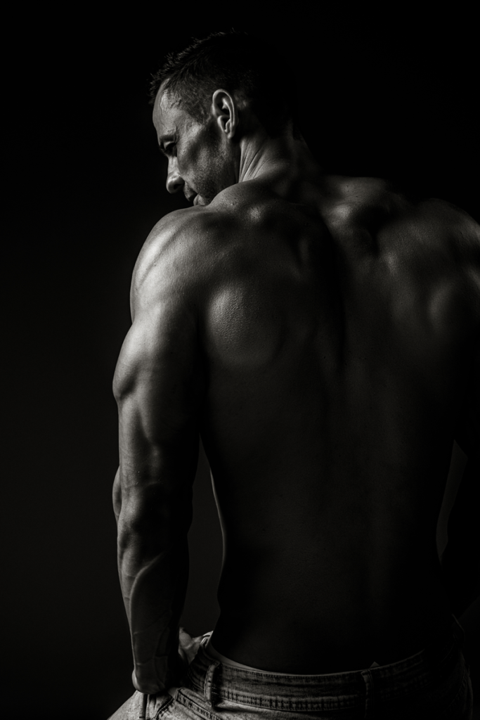 Fitness shoots done well at the Loci Photography studio.