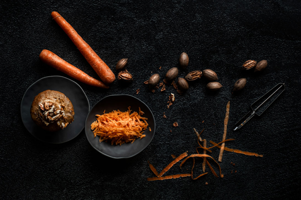 Branding photography in the Loci photography studio for chefs