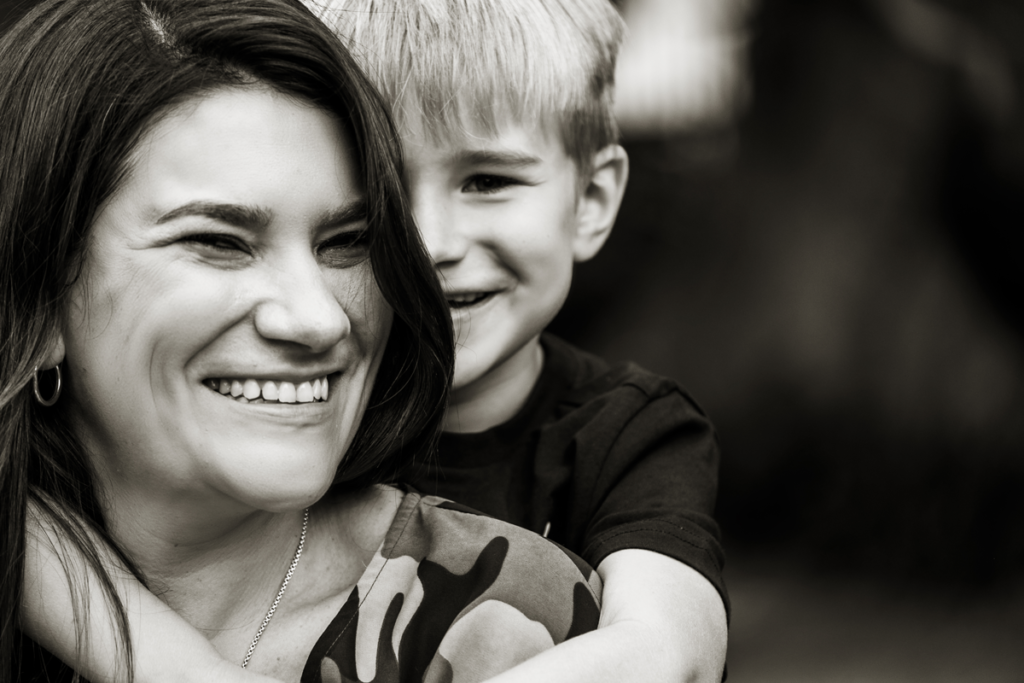 Making family moments happen by Loci Photography.