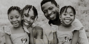 Family shooting on location in Hartbeespoort log post header image for Loci Photography