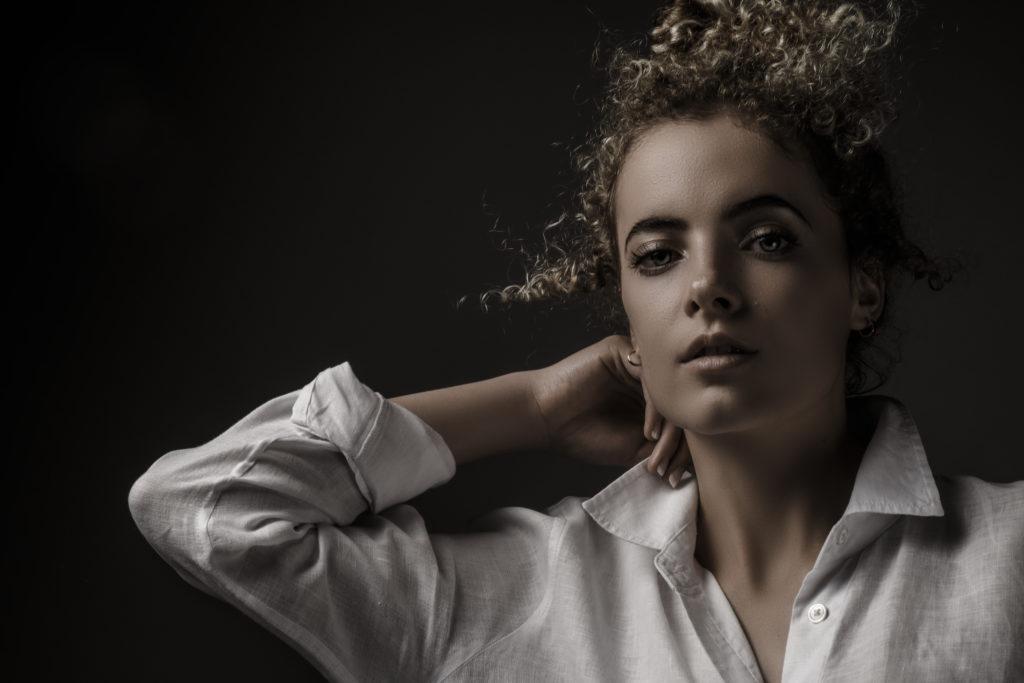 Image of professional portfolio shoots done in studio by Yolandi Jacobsz of Loci Photography