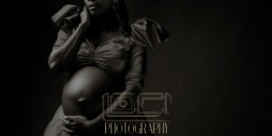 Header image of blog about stunning maternity photography done in Pretoria by Loci Photography