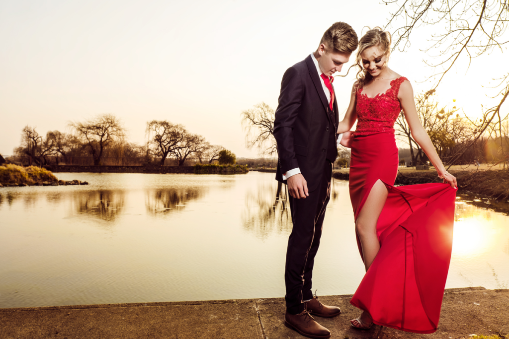 Matric Dance Photography done professionally in Jhb South by Loci Photography.